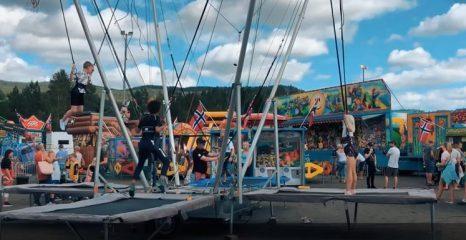 Trampoline Tivoli